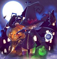 Halloween forever by nancher