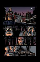 Dark Age - Giant Things Page 8 - Colors by Theamat