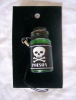 BottleScape: Poison Charm by DoorStop1227