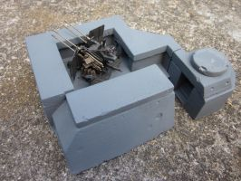 WIP 1/35 Flak Emplacement by enc86