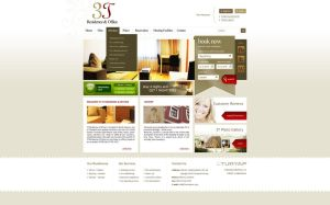 3T Web Interface by ThanRi