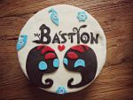 Bastion Cake by Noortjegiggle