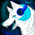 Norse Icon by Sydnohorse