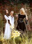 Two sorceress by Ainaven