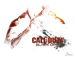 Logo Call Of Duty Black ops 2 #COD by DCROSSS