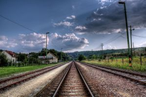 railroads by hans64-kjz