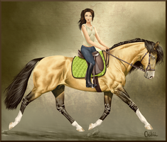 Shankara -Dressage- by BH-Stables