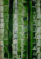 Bamboo II by lauracarter
