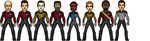 Castaways TNG Season 1 WIP by p51cmustang