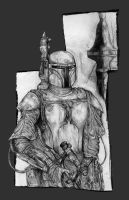 Boba Fett by freemantillimcaught
