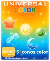 Universal Color by skingcito