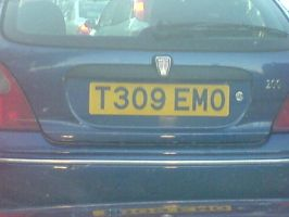 Emo Car by ithinkineedahug