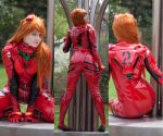 Asuka Langley Soryu: 3 Way by MaryjaneCosplay