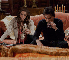 Vampire Diaries 'All Work and No Play' by TheDaggersTip