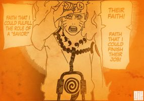 Naruto's Faith by nicollearl