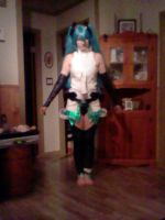 full look at the APPEND cosplay by ArilaInsanityCosplay