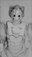 Cyberman by jlh-arts