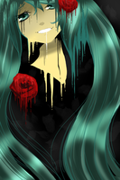 Hatsune Miku - Can't I Even Dream by JoyDreamerART