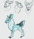 New sona sketchies by MidnightSt0rm
