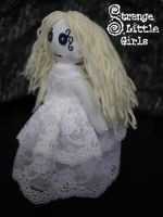 Levana - ghost doll - side view by Strange-Little-Girls
