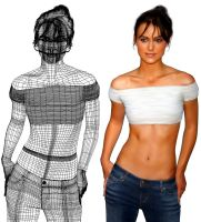 Mesh in Progress... by mftalon