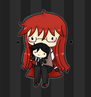 Little Grell by CosmicNiko