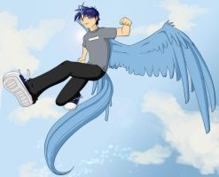 Above you by kasu