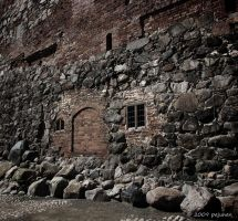 The Wall by Pajunen