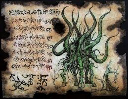 Children of Shub Niggurath by MrZarono