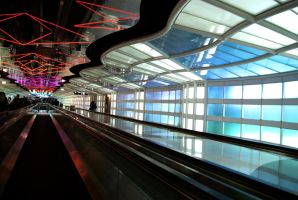 Colorful World of O'Hare by NamekAngelIvy