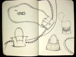 handbags etc. by wwei
