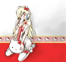 Hello Kittyler Rio by jonasjutsu