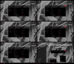 Pure Black Glass Red For Win10 Anniversary Update by Cleodesktop