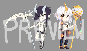 Preview by Kariosa-Adopts