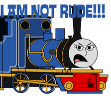 TTTE - Hates being Stereotyped by Percyfan94