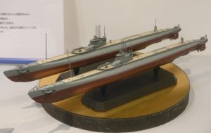 IJN Kaidai VIa Submarines I-68 and I-168 by rlkitterman