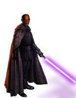Mace Windu Lives by LordScythican
