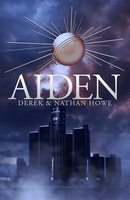 Book Cover - Aiden by AlexandriaDior