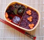 Purple Bento by chaosqueen122