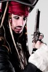 Captain Jack Sparrow by Zihark-cosplay