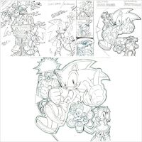 sonic super special 8 cover ideas by trunks24