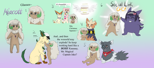 Miacott Reference + Pokesonas by MiaMaha
