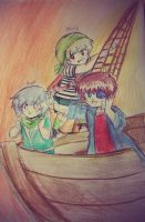 Crew by Squira130