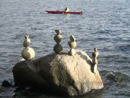 The Balancing Act. by Theattemptedside
