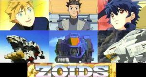 Zoids ID by zoids-club