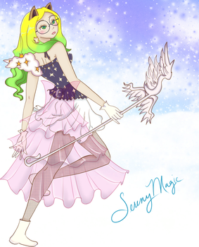 LaTale Contest Entry: SerenyMagic by xSerenityLove