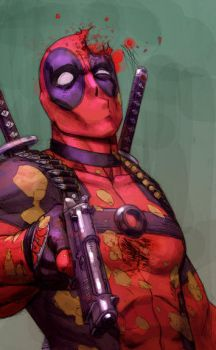 Deadpool 47 by ReillyBrown