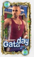avatar gata day the sims by Rablidade