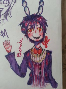 Bonnie by XXILOVEAKATSUKIXX