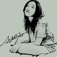 sketched Me by meoww